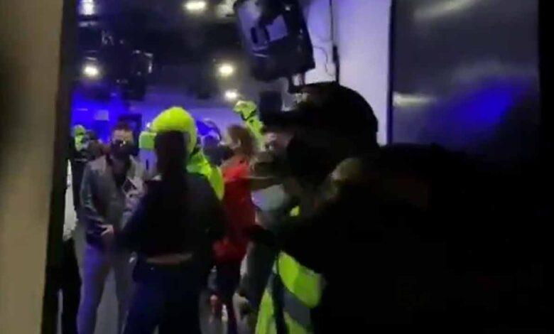 Las UCI al tope y las fiestas clandestinas a la orden del día 3