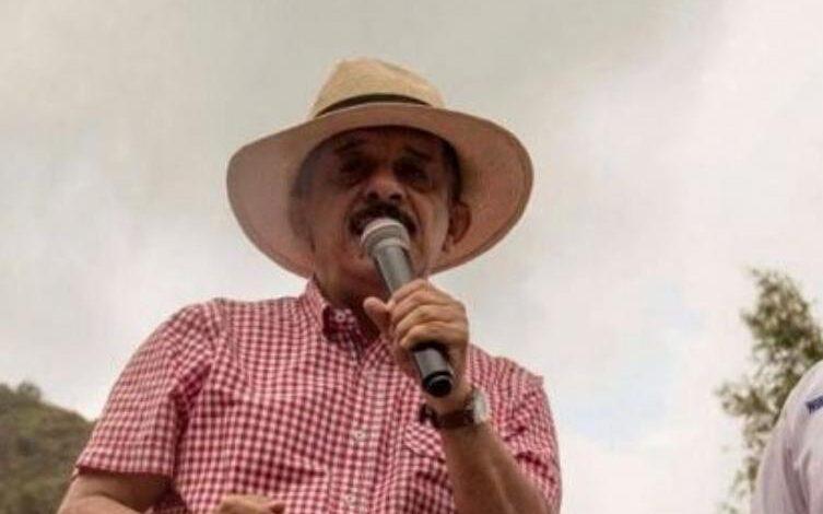 Exalcalde de Cajamarca Plinio Valencia murió a causa de la Covid-19 1
