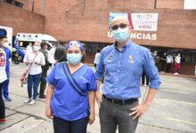 """""""Todos tenemos miedo, pero hay que vacunarnos"""" Marisol Sánchez 9"""