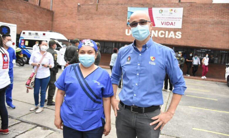 """""""Todos tenemos miedo, pero hay que vacunarnos"""" Marisol Sánchez 1"""