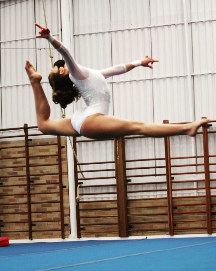 La gimnasia artística presente con deportistas tolimenses en los Estados Unidos 9