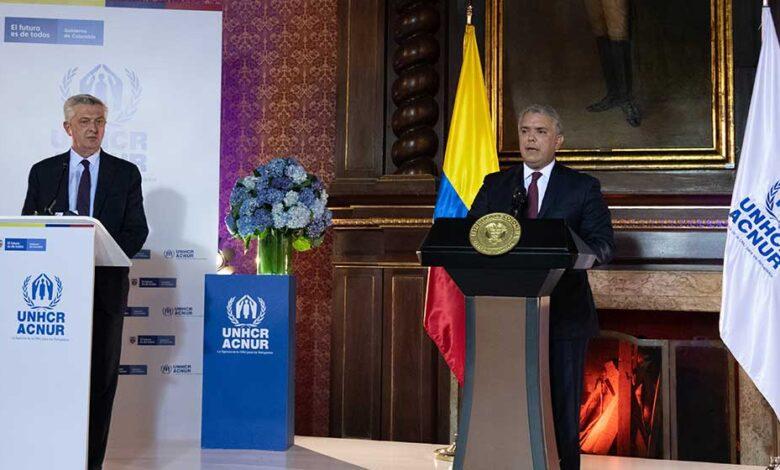 Duque anuncia creación de Estatuto de Protección Temporal para migrantes venezolanos 1