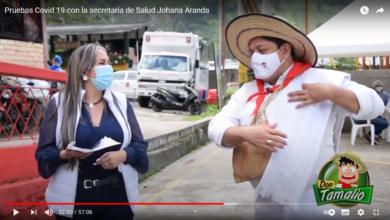 ¿Cómo van las cifras de Coronavirus en Ibagué ? 6