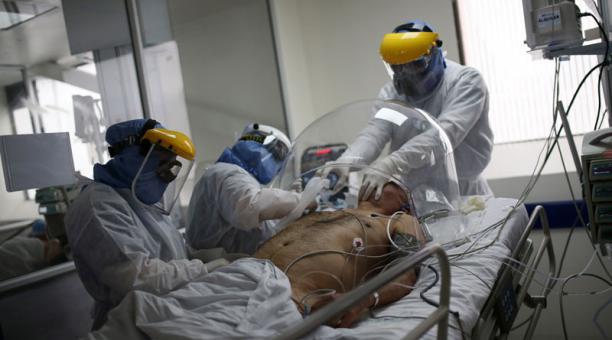 Paciente murió tras explosión de cámara de oxígeno que evita la intubación 1