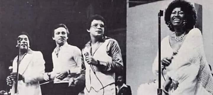 Falleció el creador de la Fania All Star, Johnny Pacheco 7