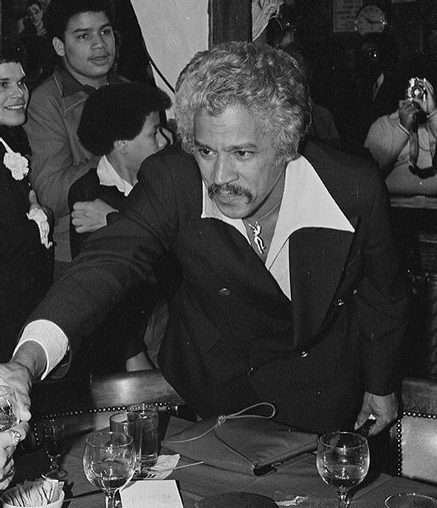 Falleció el creador de la Fania All Star, Johnny Pacheco 6