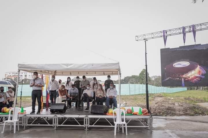 Ahora si comenzarán las obras del nuevo Coliseo Mayor en Ibagué. 6