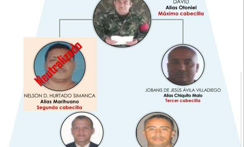 Murió 'Marihuano' en medio de la operación Agamenón 3