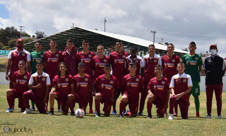 Selección Tolima sub 13 consiguió 9 de 9 puntos en Tunja. 1