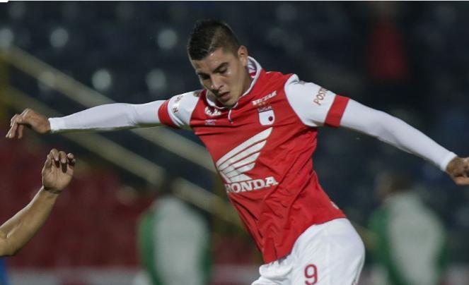 Michael Rangél no va más con Independiente Santa fé 1