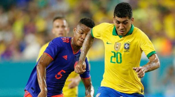 Colombia vs Brasil cambia de horario para el debut de Reinaldo Rueda. 1