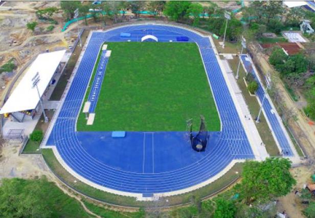 Ibagué ahora será sede del Campeonato nacional e internacional de Atletismo. 3