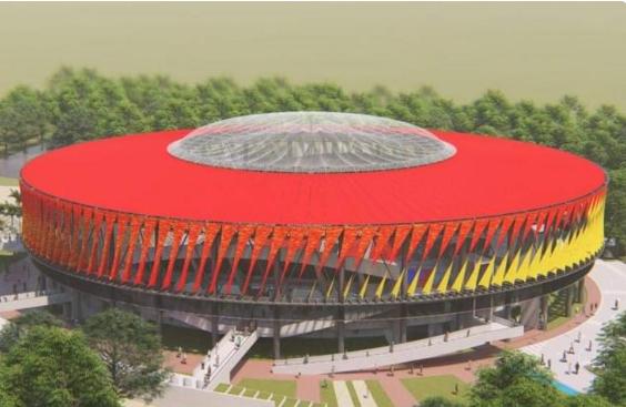 Ahora si comenzarán las obras del nuevo Coliseo Mayor en Ibagué. 5