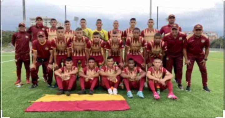 Desde hoy la selección Tolima sub 13 de fútbol jugará cuadrangular en Tunja. 4