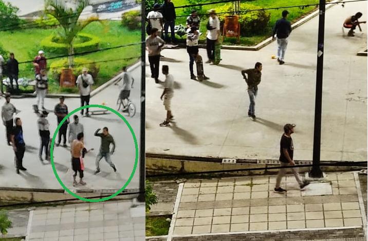 El Skate Park, la nueva olla de Ibagué 1
