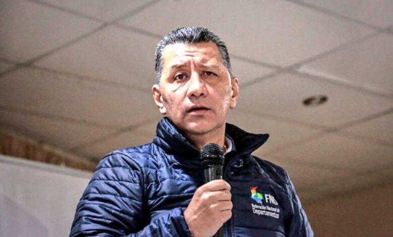 """""""Se pueden esconder, pero vamos a capturarlos"""", Gobernador del Tolima a los asesinos de exconcejal de Herveo 1"""