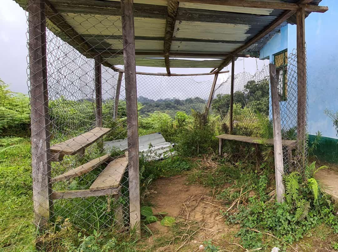 Las precarias condiciones en las que se encuentra un colegio de la zona rural de Ibagué 6