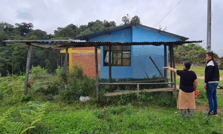 Las precarias condiciones en las que se encuentra un colegio de la zona rural de Ibagué 5