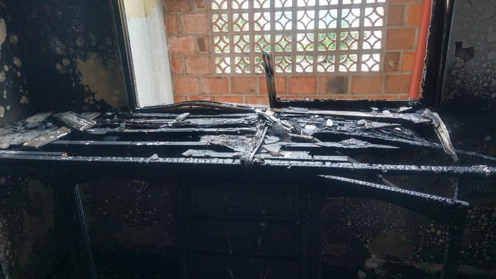 Durante este año, las autoridades han atendido 18 incendios estructurales en Ibagué 7