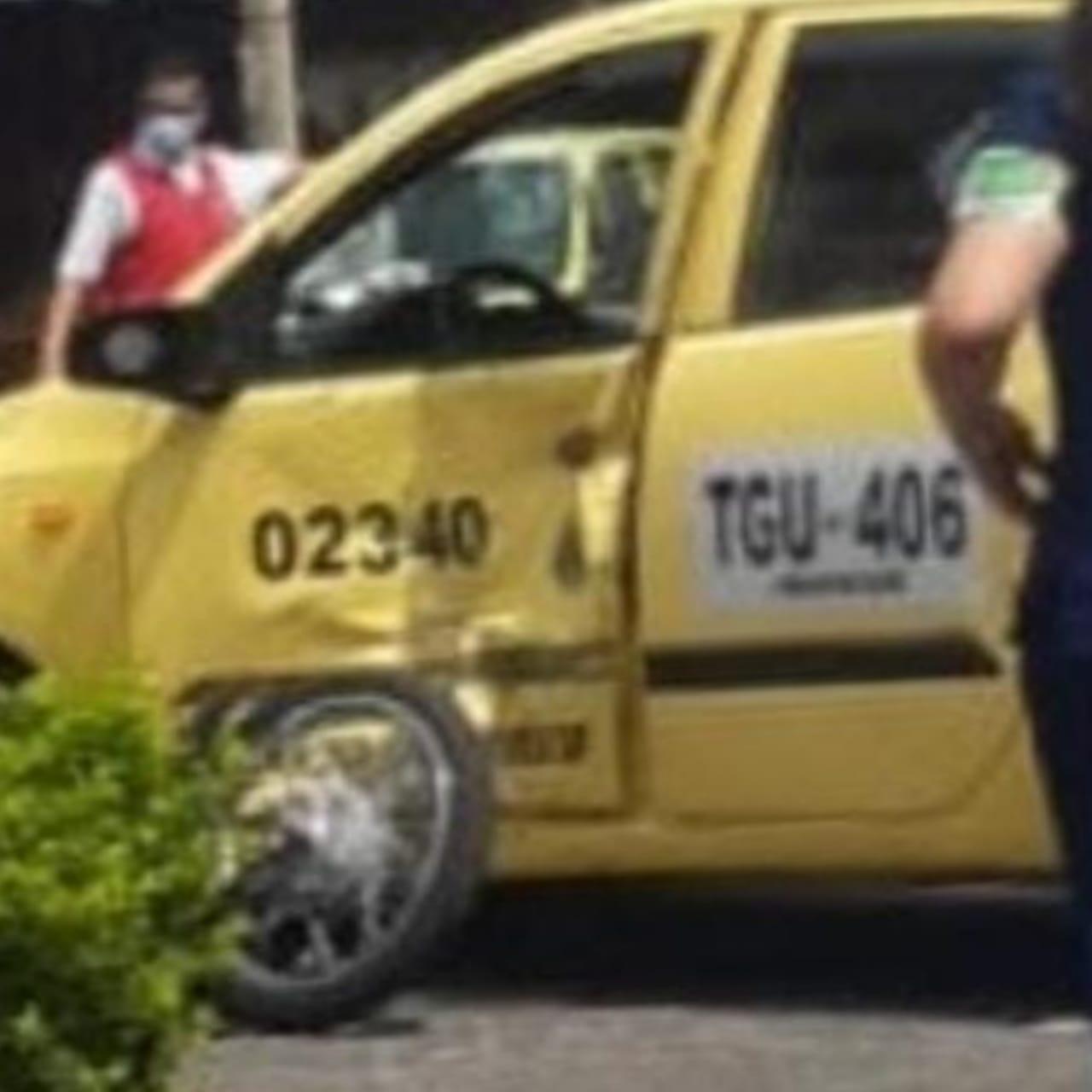 Después de 10 días en UCI falleció joven que chocó contra taxi 4