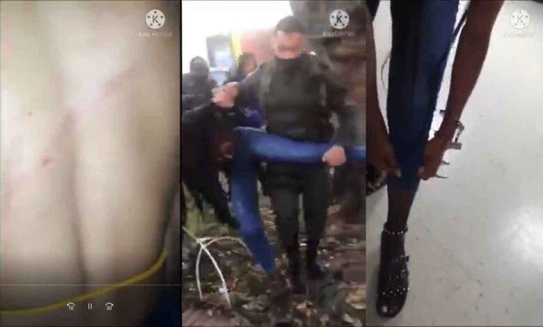 Denuncian agresión de la Policía a trabajadora sexual en el centro de Armenia 1