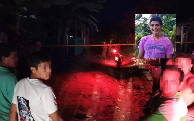 Mataron a 'care pene' en el barrio Mutis de Mariquita 1