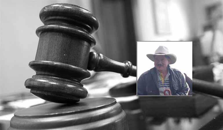 Los antecedentes del Juez en el caso de los 'Piques Ilegales' 1