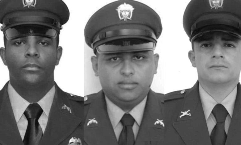Asesinan a tres policías en Sucre y Antioquia 1