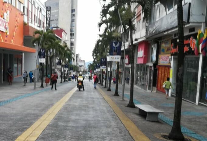 Comerciantes desesperados piden mayor seguridad en Ibagué 1