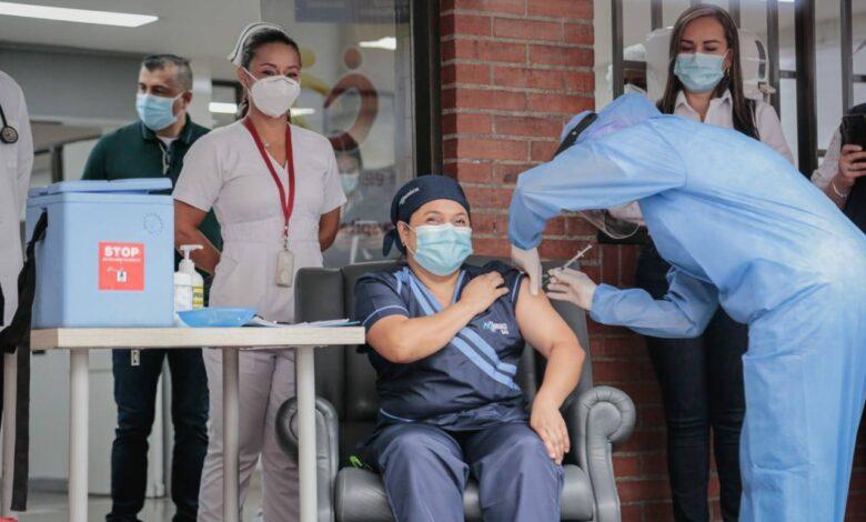 7:25 am del 20 de febrero, La fecha y hora de la primera vacuna del Covid en el Tolima 1