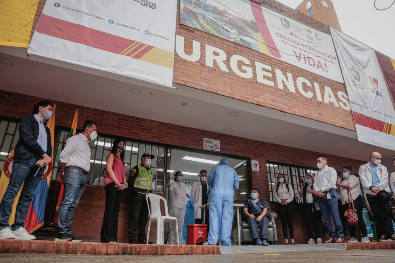 7:25 am del 20 de febrero, La fecha y hora de la primera vacuna del Covid en el Tolima 4