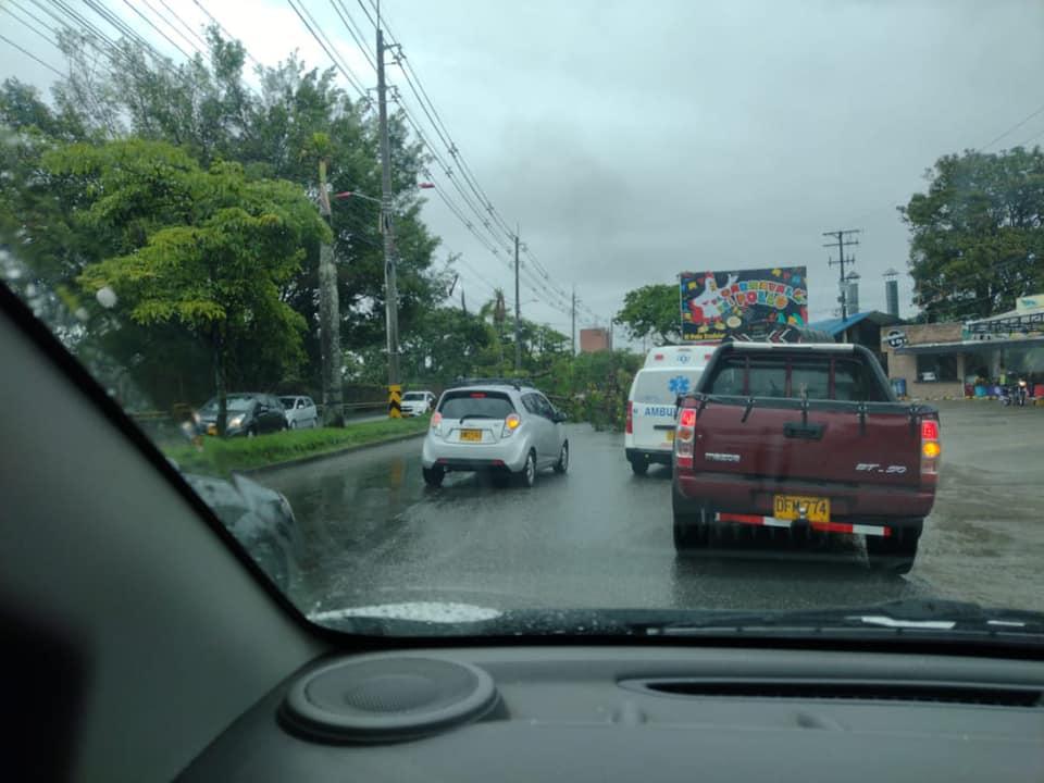 10 personas damnificadas dejan la lluvia de las últimas horas en Ibagué 8