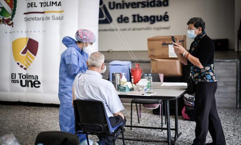 Habilitan 15 puntos de vacunación contra la covid-19 en Ibagué 1