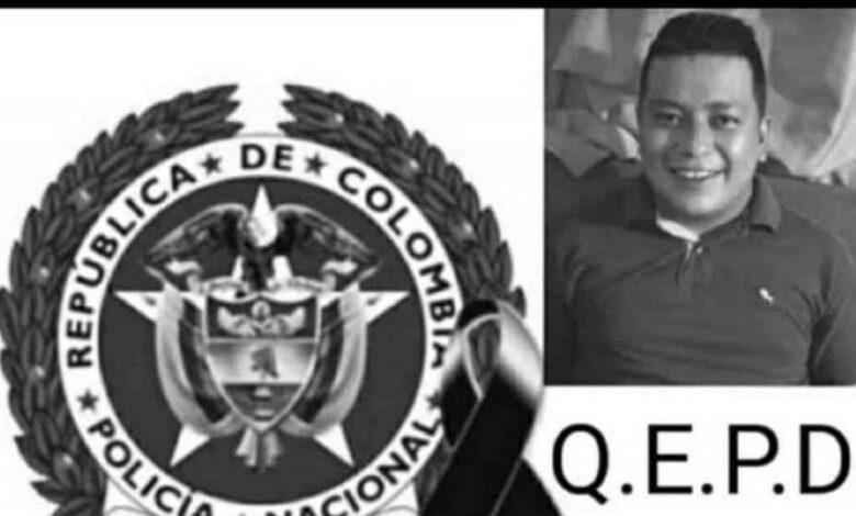 En accidente de tránsito pierde la vida Patrullero de la Policía del Tolima 1