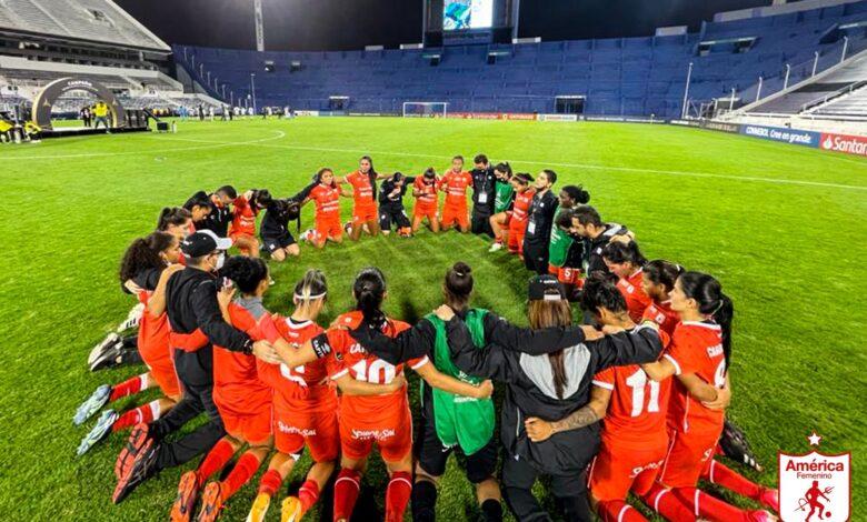América de Cali perdió la dinal de la Copa libertadores femenina ante Ferroviaria de Brasil. 5