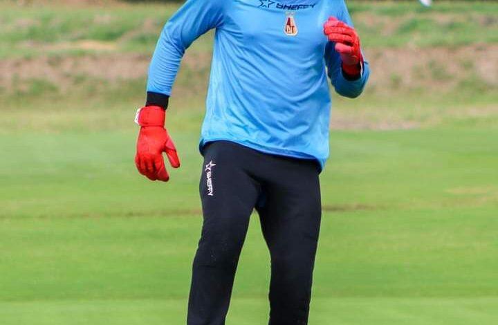 Álvaro Montero sería suplente para el juego de mañana entre Tolima y Jaguares. 7