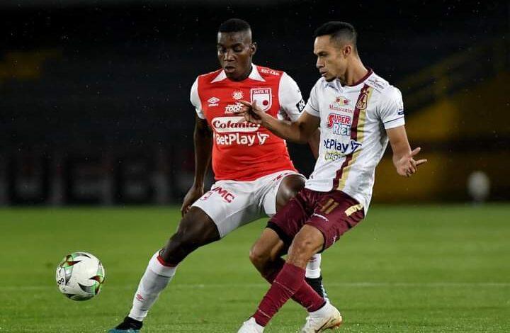 Deportes Tolima perdió el partido, el invicto y la oportunidad de ser lider del fútbol colombiano. 3