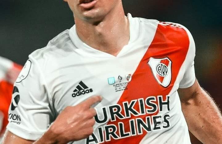 Otro titulo más para Rafael Santos Borré con River Plate. 3