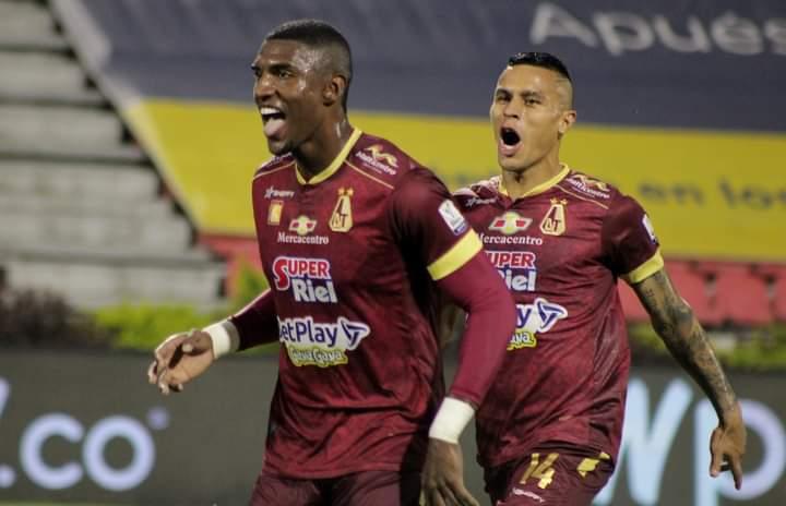 Deportes Tolima venció a Jaguares y es lider del fútbol colombiano. 7