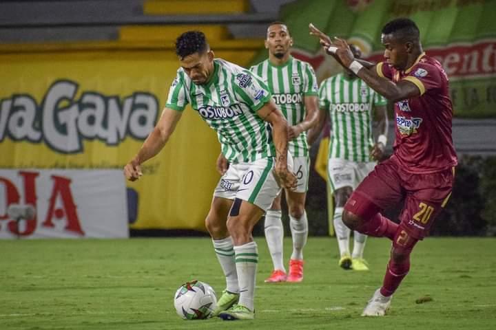 Tolima volvió a vencer al Nacional esta vez por la fecha 16 de la liga. 6