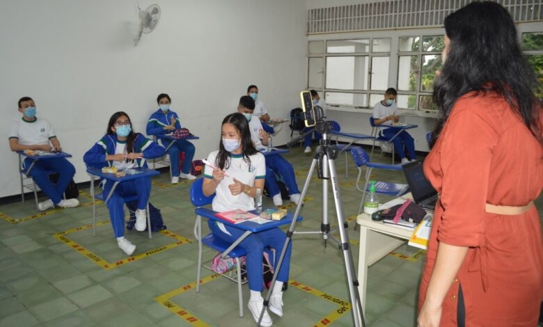 Profesores de Ibagué recibirán vacuna contra Covid-19 1
