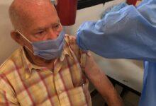 Continúa la aplicación de la segunda dosis de Sinovac para adultos mayores de 80 años 12