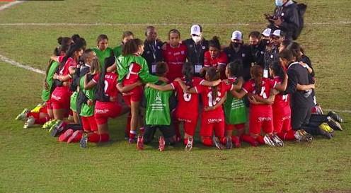 América de Cali jugará la final de la Copa Libertadores femenina. 3