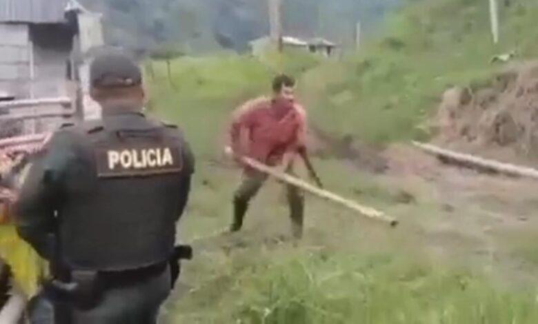 Campesinos trataron supuestamente de asesinar a un concejal de Herveo y quedaron en libertad 1
