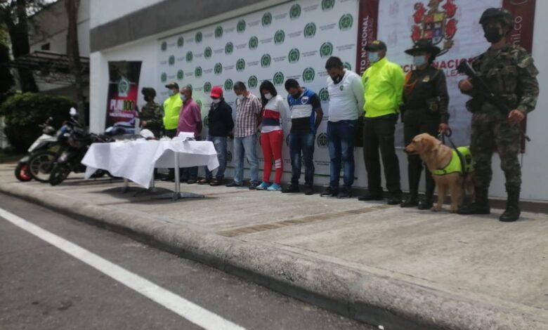 Cerca de 10.000 dosis de base de coca fueron incautadas en Cajamarca 1