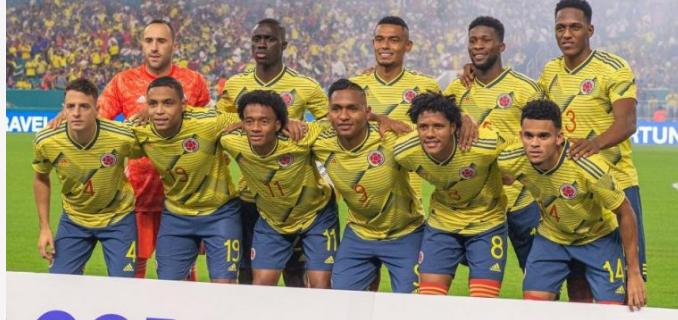 Selección Colombia anuncia sus primeras 6 bajas para los juegos de eliminatoria. 5