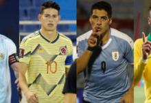 Hoy se definiría el futuro de los juegos de la eliminatoria suramericana. 23
