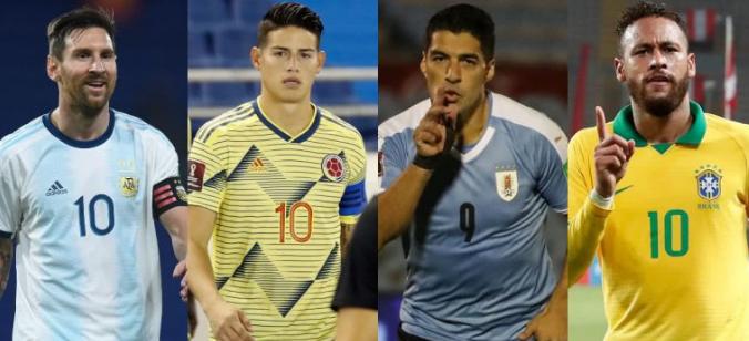 Hoy se definiría el futuro de los juegos de la eliminatoria suramericana. 3