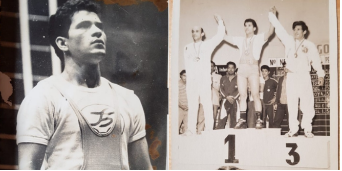 Falleció Léster Francel pesista olímpico tolimense. 3