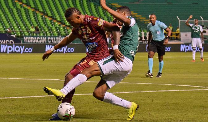 El duelo directo por mantener el primer puesto de la liga entre Cali y Tolima. 4